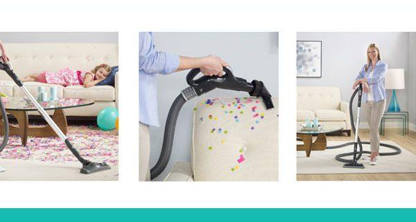 Aspiración centralizada: un sistema de limpieza cómodo y muy eficaz