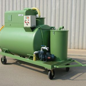 Aspirador industrial de aceite
