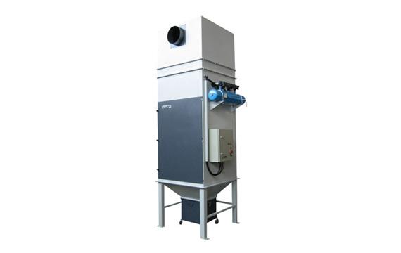 Aspiración industrial de polvo AE-14