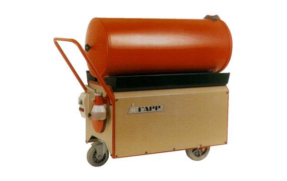 Aspiración alto rendimiento AP-300