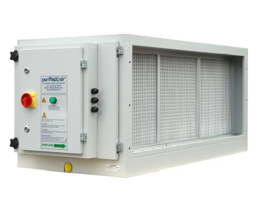 Filtre Electroestatic