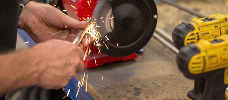 Com allargar la vida de les màquines per a la fabricació de material de construcció